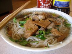Vegetarian Pho Recipe - Pho Chay | gas•tron•o•my