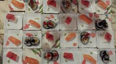 Set your guests up with Sushi Plates!