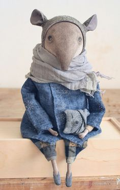 Olle the Tapir is a little shy, and although he knows l on Behance
