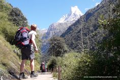 Short Annapurna Base Camp Trek best option explore in the Himalaya in 6 Days. Through the cultural villages and amazing scenery in shortest time from Pokhara. Sydney Blog, Indoor Climbing, Short Trip, Mountaineering, Bouldering, Trekking, Scenery, Camping, Shangri La
