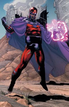 NEVER! Magneto. Like Mystique, he has always had his own agenda that has at times allowed him to work with others but usually, he tends to want to do his own thing. He is never to be trusted. For this, he has earned a NEVER!