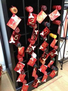 An Advent Calendar for Momma ...Let the countdown to Christmas begin.