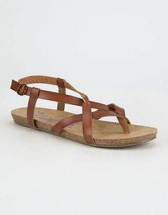 a734c6f49 BLOWFISH Granola Womens Sandals Gladiator Sandals