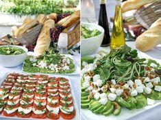 оригинальные блюда для пикника