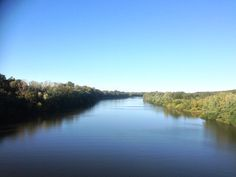 Photo courtesy of Christopher Martin. Randolph County, Clinton County, Illinois, Scenery, River, Autumn, Places, Outdoor, Beautiful