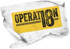 Operation 18 aims to be a long-running campaign that upholds Article 18 of the Universal Declaration of Human Rights.  Everyone should claim their right to religious freedom enshrined within it.