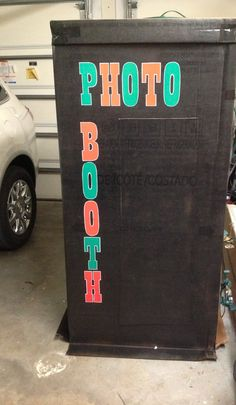 Near completion of my first iPad driven photo booth WootWoot! (For kiddos' christmas party)