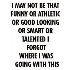 I may not...