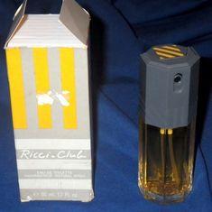 Nina Ricci Ricci Club Eau De Toilette Natural Spray 1.7 oz / 50 ml New Vintage #NinaRicci