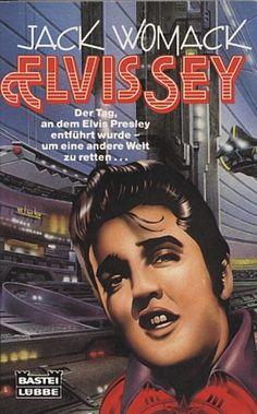 Jack Womack, Elvissey #ScienceFiction #SF