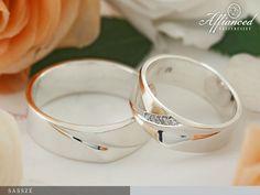 Sasszé – karikagyűrű pár