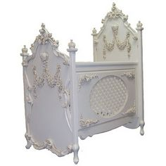 Designer Baby A Crib Fit For Queen Or King Antiquaires Furniture