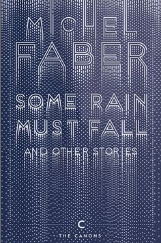 Some Rain Must Fall and Other Stories – Design: Rafi Romaya, Illustration: Yehrin Tong Graphic Design Books, Graphic Design Inspiration, Typography Design, Lettering, Rain Design, Buch Design, Fallen Book, Best Book Covers, Cool Books