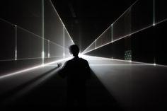Vanishing Point by United Visual Artists | TRIANGULATION