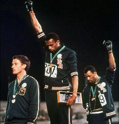Mexico '68 ~ Black Power!.