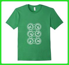 Mens Six Pack (Of Beer) T-Shirt   Yeah I work out! Small Grass - Workout shirts (*Amazon Partner-Link)