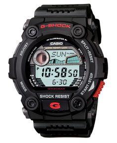 G-Shock Men's Black Resin Strap Watch G7900-1