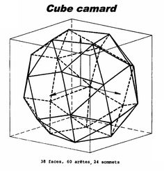 Cube camard