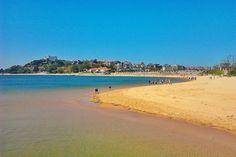 Playa de la Magdalena #Santander  #Cantabria #Spain