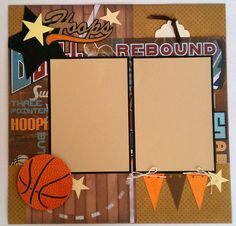 Basketball  Hoops  Sports  High School  College  by ohioscrapper, $15.00