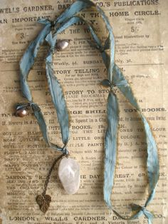 ❥ Pebble Gatherer~ Leaf, but I would go with silver/pewter instead of bronze