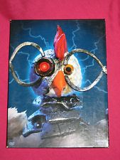 Robot Chicken Season One 2-Disc DVD comedy TV Series Animated-Adult ~Culture-POP