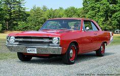 1969 Dodge Dart 440