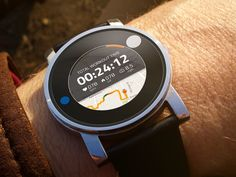 Android Wear: Smart Tracker 360 / ZAM