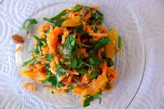 Fresh Approach Cooking: Moroccan Carrot Salad