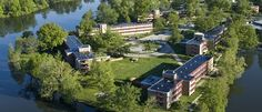 Thompson Point University Housing, College Life, Southern, Engineering, Mansions, House Styles, Home, Manor Houses, Villas