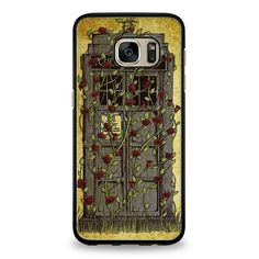 Cellphones & Telecommunications Trend Mark Floral Tardis Doctor Who Hot Fashion Transparent Case For Samsung Galaxy S4 S5 Mini S6 S7 Edge S8 S9 S10 Plus Lite Note 9 Cover