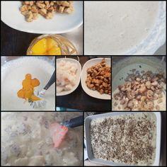 Fisk – meglerfru1 Cereal, Oatmeal, Breakfast, The Oatmeal, Morning Coffee, Rolled Oats, Breakfast Cereal, Corn Flakes, Overnight Oatmeal