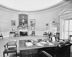trumans oval office in 1950 bill clinton oval office rug