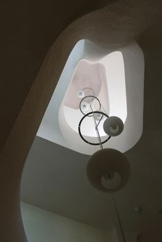 Stairwell: Rudolf Steiner House by curry15, via Flickr