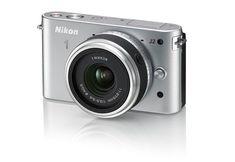 #Nikon Store - Nikon 1 J2 #Silver Kit 11 - 27.5mm #Camera