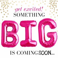 Hmmm something BIG in my company is going to be happening today and it's got me pretty excited! Im sure is going to be amazing. Body Shop At Home, The Body Shop, Beauty Box, Younique, New Product, Product Launch, Plexus Products, Pure Products, Beauty Products