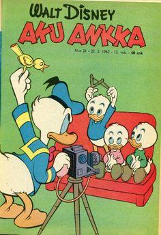 Aku Ankka 1962 21