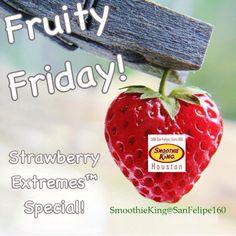 Fruity Friday!