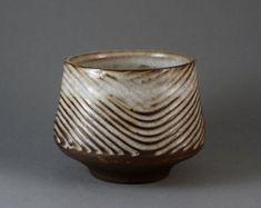 Coffee&Cream Seabowl, Yunomi, Tea bowl by Paul Fryman
