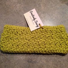 Textured Earwarmer · Creatively Sassy · Online Store Powered by Storenvy