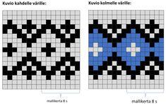 Punto Fair Isle, Charts, Mandala, Weaving, Stitch, Patterns, Knitting, Sweaters, Dots