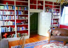 One day I want to have my own home library