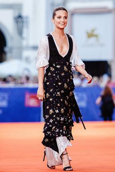 It'd Be a Crying Shame to Miss Any of the Sparkling Gowns at the Venice Film Festival