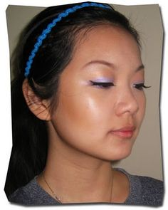 Great tutorial for contouring a roundish Asian face #makeup #basics