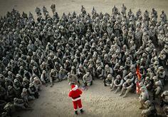 While you're enjoying this time spent with your loved ones, keep those in mind that cannot be with theirs. A huge Merry Christmas and a thousand Thanks & prayers to our troops from the bottom of my heart.