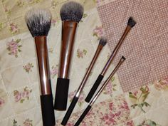 Real Technique's Limited Edition Brush Collection | Charlotte Elizabeth