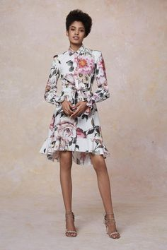 Marchesa Resort 2019 New York Collection - Vogue