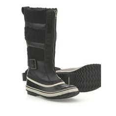 my new boots for the cold!! Sorel Helen of Tundra™ II