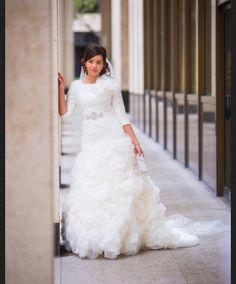 Apostolic Wedding Dress