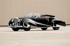 1947 Bentley Mark VI Coachworks. The most successful post war Bentley/Rolls-Royce of all time.